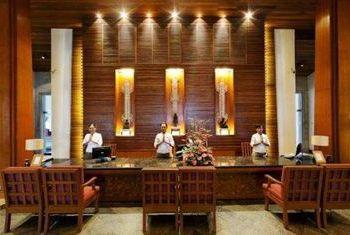 Katathani Phuket Beach Resort main hall