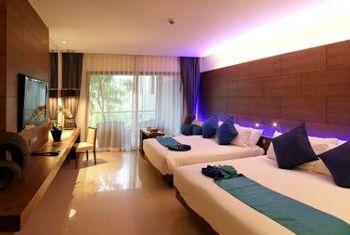 Avista Resort and Spa Phuket bedroom 2