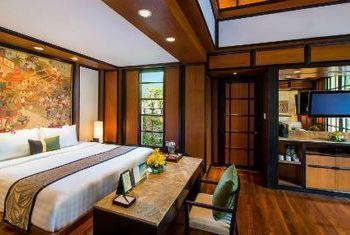 Banyan Tree Phuket bedroom
