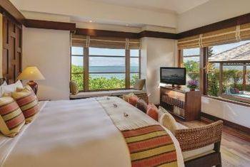 Belmond Napasai Resort & Villa Koh Samui bedroom