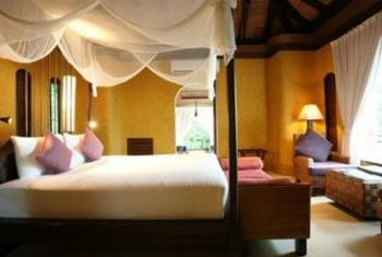 Paradee Resort, Koh Samet Bedroom