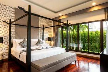 Pimann Buri Luxury Pool Villa Bedroom