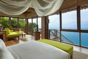 Six Senses Hideaway Samui View from the room