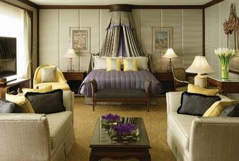 Anantara Siam Bangkok Hotel in the room