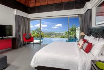 The Pavilions Phuket In the room