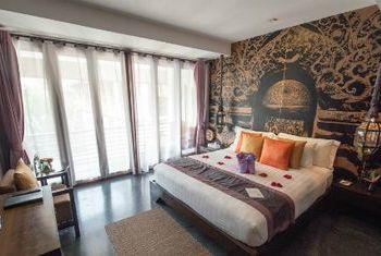 U Chiang Mai Hotel Room
