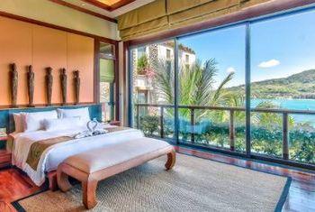 Andara Resorts & Villas Phuket bedroom