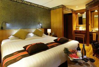 Paukan cruises bed room