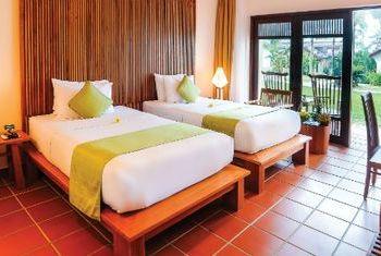 Palm Garden Resort in the room