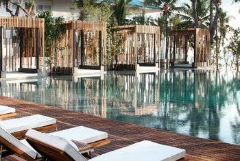 Cape Nidhra Hotel, Hua Hin pool