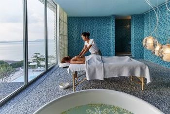 COMO Point Yamu, Phuket spa