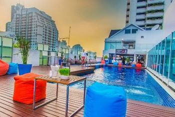 Dream Hotel Bangkok view 3