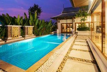 Pimann Buri Luxury Pool Villa Swimming Pool 2