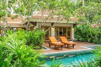 Santiburi Beach Resort & Spa Pool
