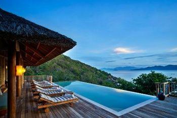 Six Sense Ninh Van Bay hilltop villa