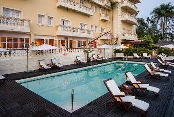 Victoria Chau Doc Hotel Pool