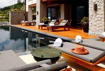 Andara Resorts & Villas Phuket pool
