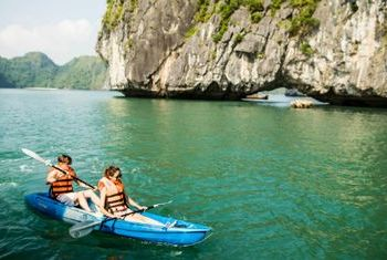 Bhaya Cruise Kayaking
