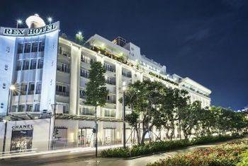 Rex Hotel - Saigon Restaurant