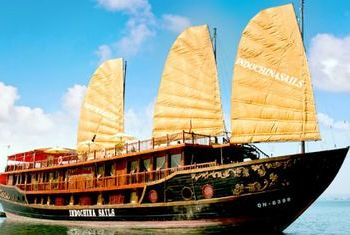 Indochina Sails overview 2