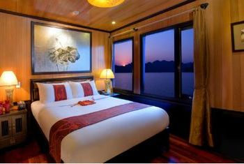 Indochina Sails bedroom 2