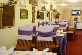 Cinderella hotel restaurant