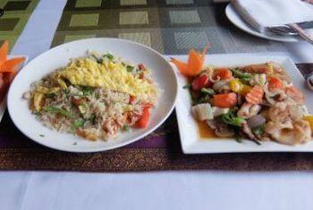 Cinderella hotel food 2