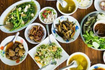 Hpa-An Lodge food 2