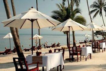 Belmond Napasai Resort & Villa Koh Samui dining