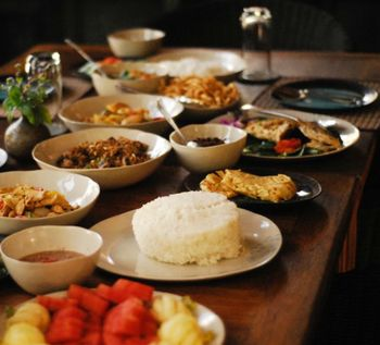 Golden Buddha Beach Resort buffet