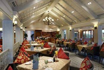 Santiburi Beach Resort & Spa Restaurant
