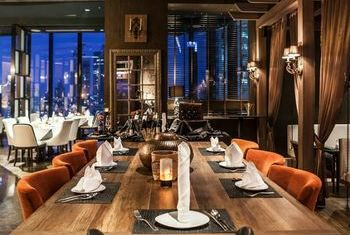 The Continent Hotel Bangkok by Compass Hospitality Restaurant 2