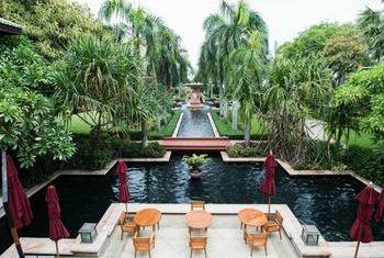 Hyatt Regency Hua Hin pool