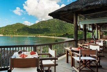 Six Sense Ninh Van Bay Restaurant