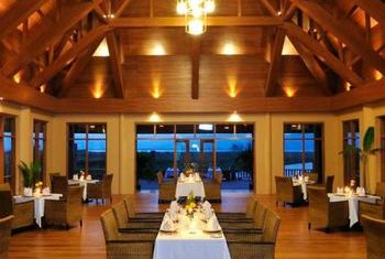 Aureum Palace Resort & Spa Inle dining