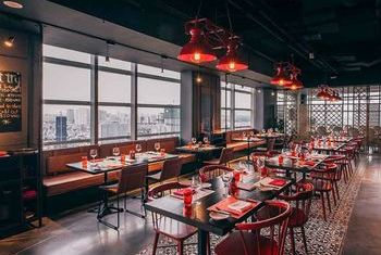 Pullman Sai Gon Centre Restaurant
