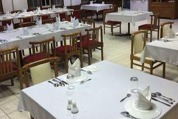 Golden Rock Hotel restaurant
