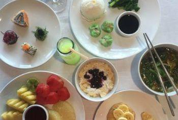 Belmond Napasai Resort & Villa Koh Samui food 1