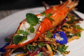 Four Seasons Resort Chiang Mai Food 1