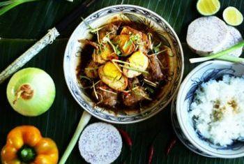 Palm Garden Resort Food 1