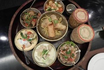 Avista Resort and Spa Phuket buffet