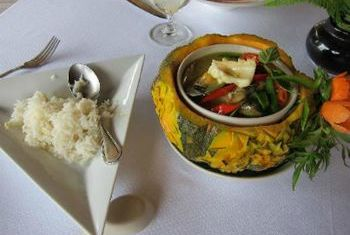 Belmond Napasai Resort & Villa Koh Samui food 2