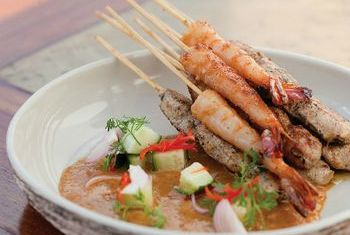Four Seasons Resort Chiang Mai Food 2