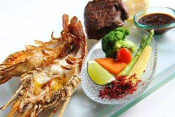 Pimann Buri Luxury Pool Villa Food 2