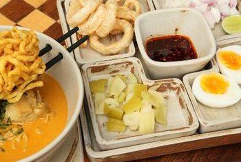 U Chiang Mai Hotel Food 2
