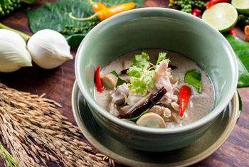 Hyatt Regency Hua Hin main dish