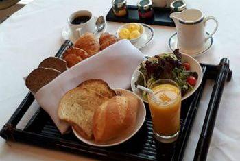 Du Parc Hotel Da Lat food 2
