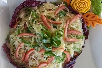 Paukan cruises food 2