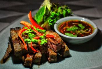 Katathani Phuket Beach Resort food 2