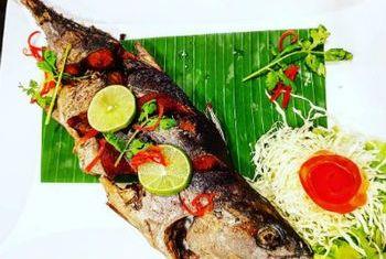 Avista Resort and Spa Phuket food